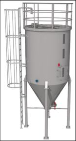 Lager Silo